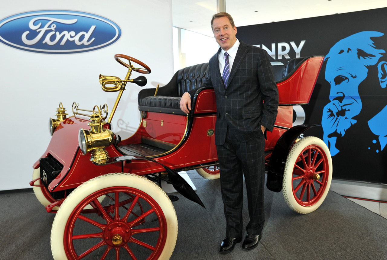 Ford Certified Pre Owned >> 1903 Ford Model A Photo Gallery - Autoblog