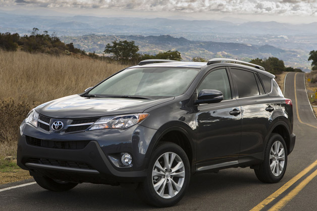 Report: Toyota RAV4 hybrid in development? | Dakota Durango