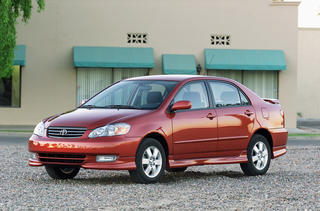 2003 2006 toyota corolla photo gallery autoblog autoblog
