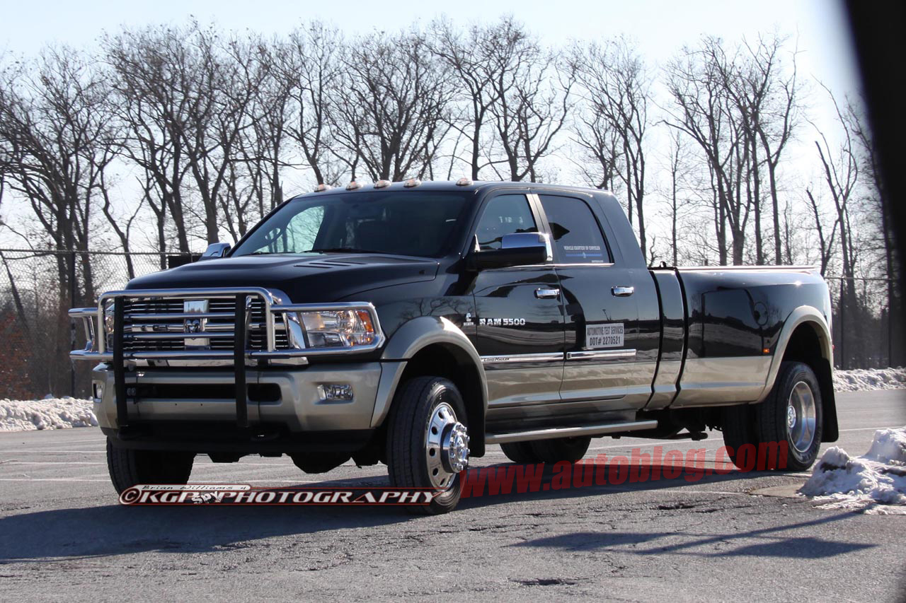 Dodge Ram Incentives >> Ram Long-Hauler prototype spotted testing, world about to get new largest pickup? | Autoblog