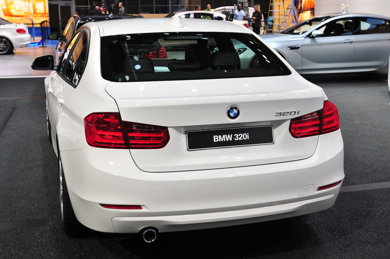 VWVortex com - 2014 BMW 320i (Saintor-spec) Now available in US!