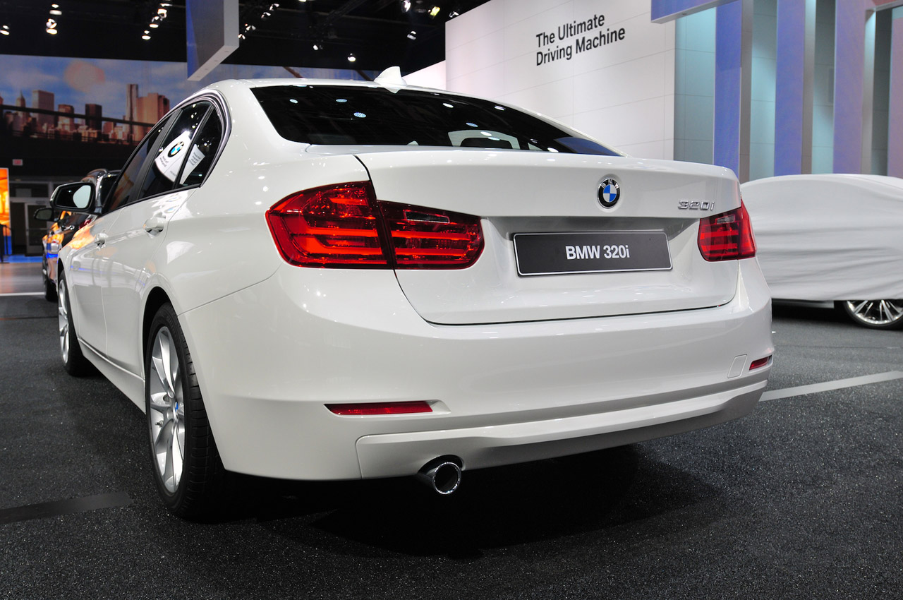 Hyundai Certified Pre Owned >> BMW adds new entry-level 320i model, priced from $33,445* - Autoblog