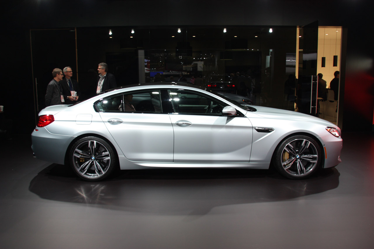 2014 bmw m6 gran coupe is ready for your favorite roads autoblog. Black Bedroom Furniture Sets. Home Design Ideas