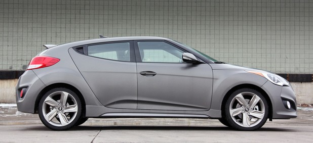 2013 Hyundai Veloster Turbo: Introduction | Autoblog