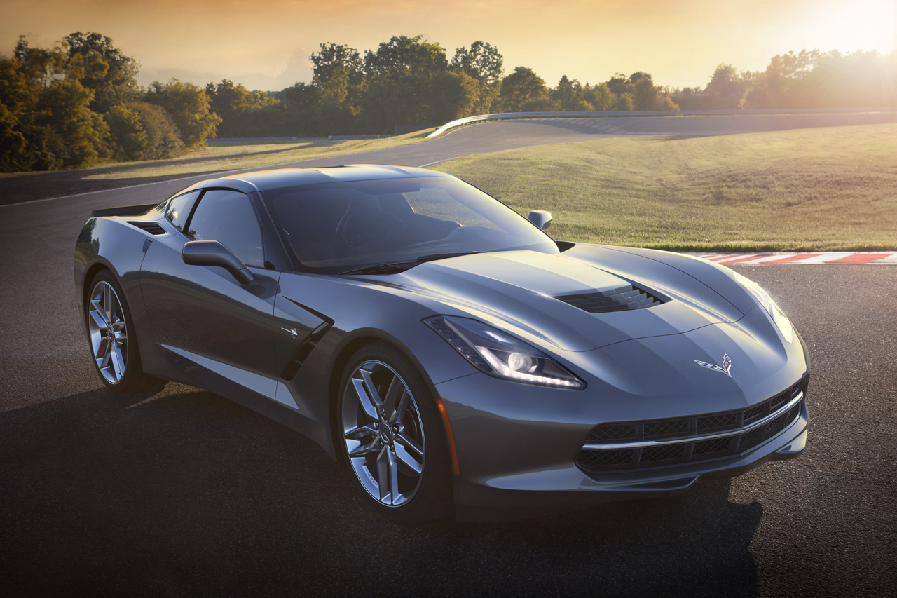 2014 Chevrolet Corvette Stingray Gallery Autoblog
