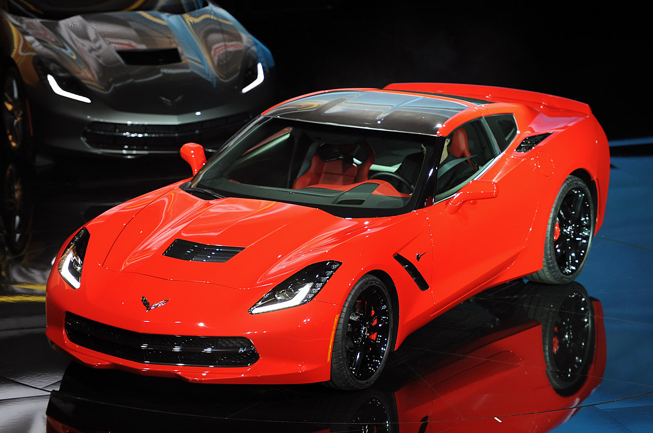 2014 Chevrolet Corvette Stingray: Everything there is to ...