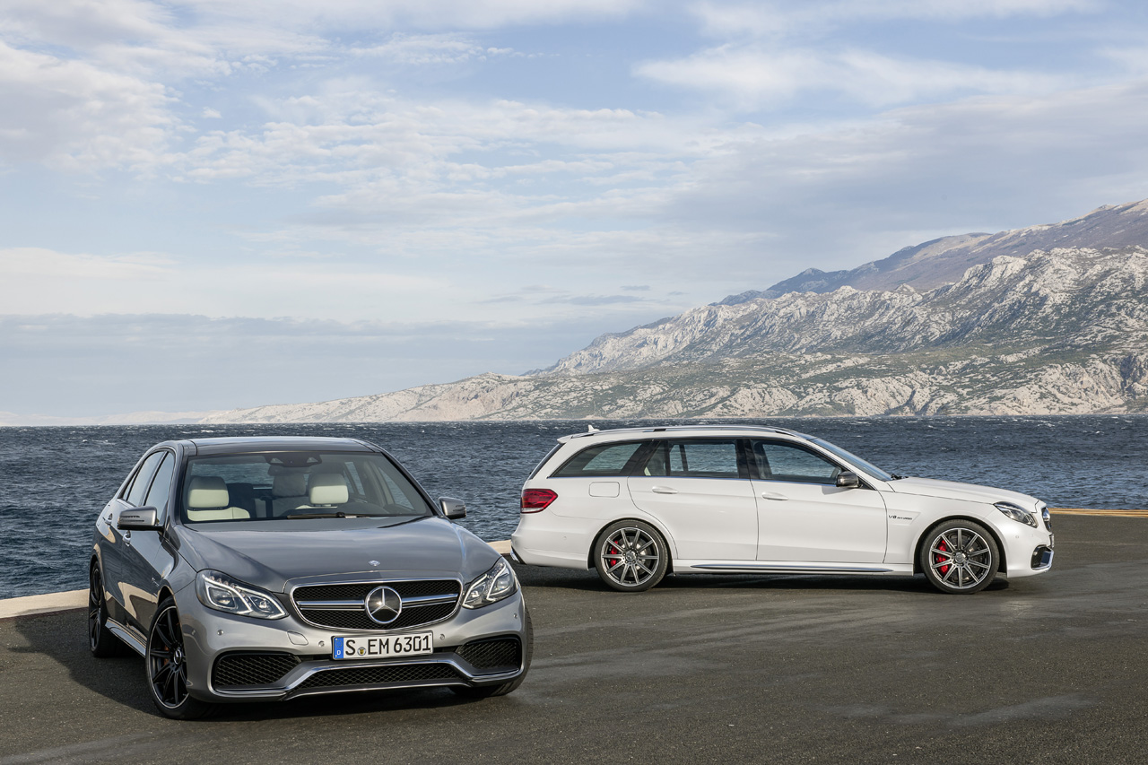 Mercedes Certified Pre Owned >> Mercedes-Benz E63 AMG gains 4Matic grip, still barking mad ...