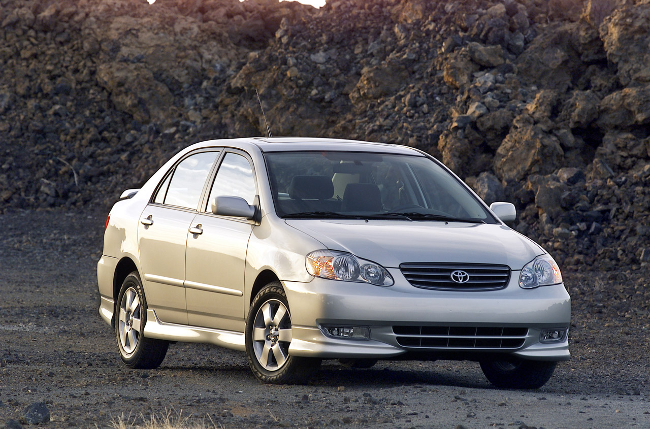 Toyota Certified Pre Owned >> 2003-2006 Toyota Corolla Photo Gallery - Autoblog