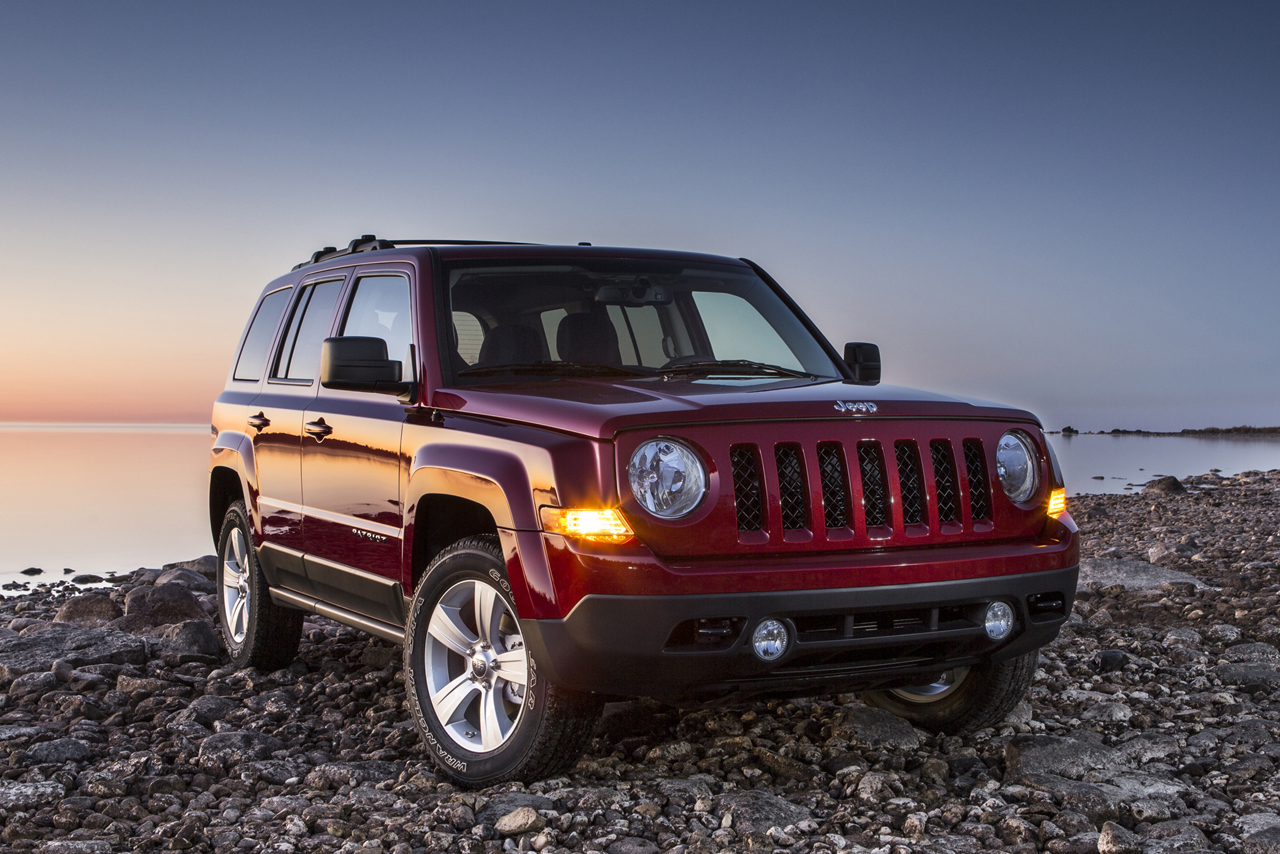 2014 Jeep Patriot Photo Gallery Autoblog