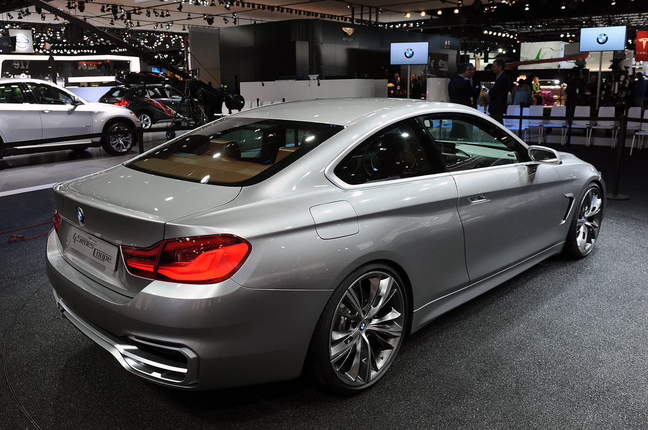 BMW Certified Pre Owned >> BMW Concept 4 Series Coupe proves that 3-2=4 - Autoblog