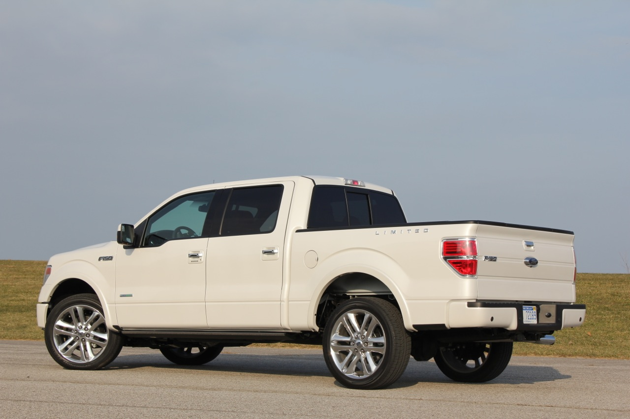 2013 ford f 150 limited autoblog. Black Bedroom Furniture Sets. Home Design Ideas