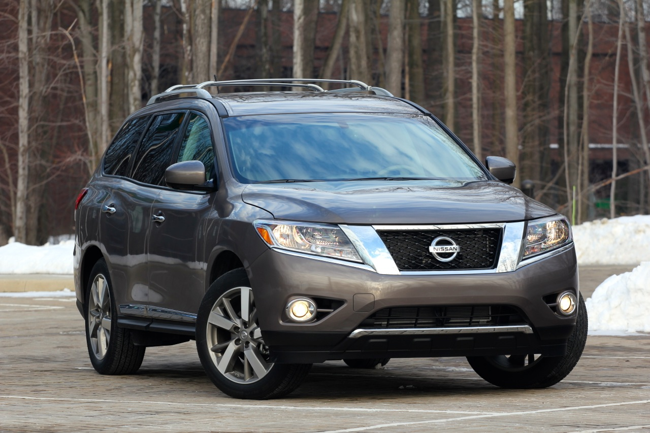 Nissan Certified Pre Owned >> 2013 Nissan Pathfinder: June 2013 - Autoblog
