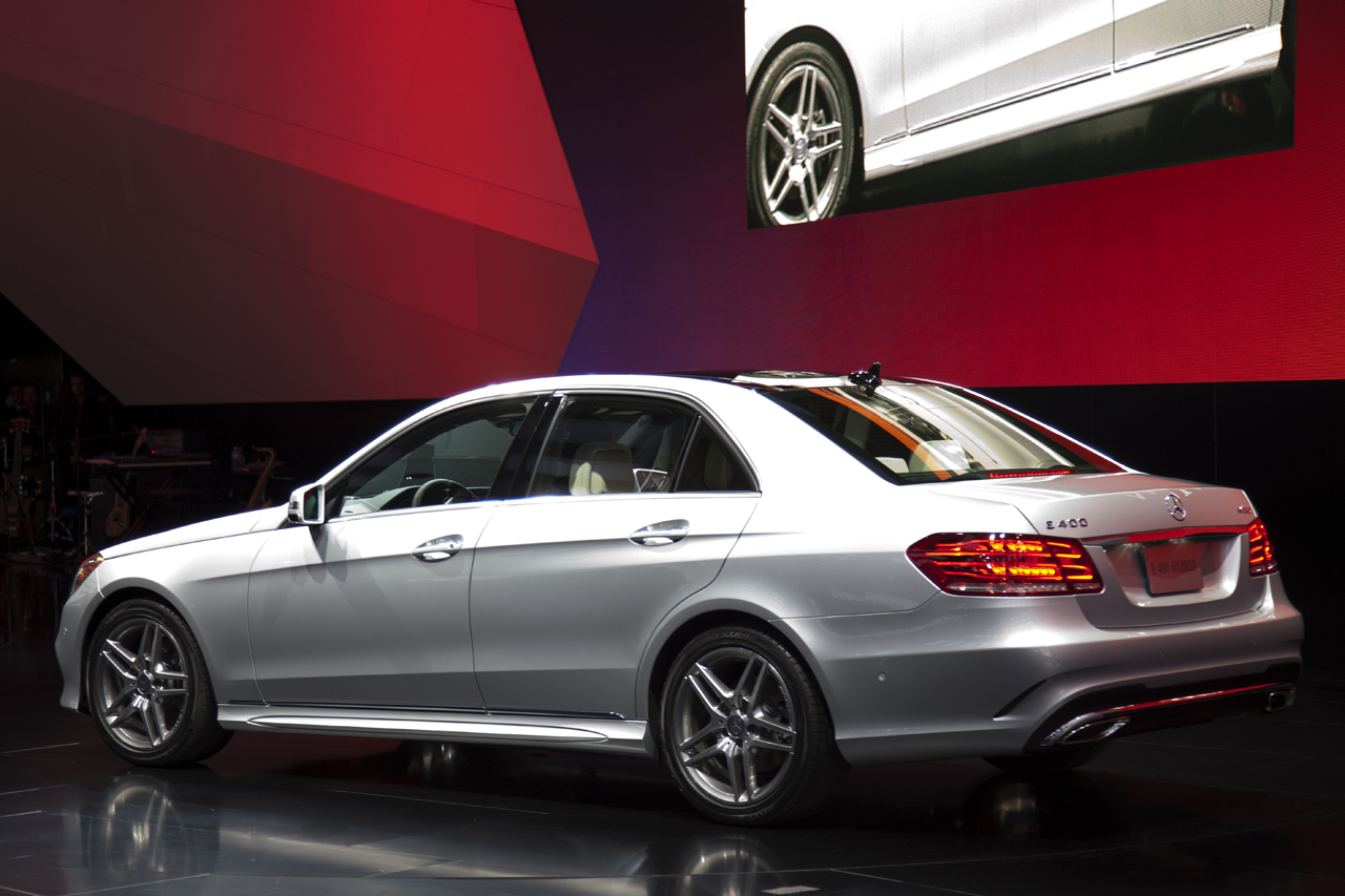Best Buy Insurance >> 2014 Mercedes-Benz E-Class lineup shows its freshened face ...