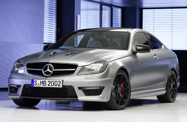 mercedes benz ups ante with 2014 c63 amg edition 507. Black Bedroom Furniture Sets. Home Design Ideas