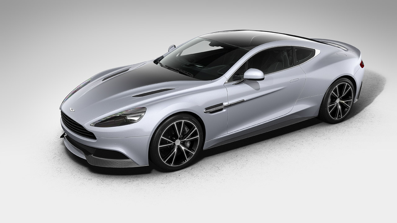 Aston Martin Celebrates Milestone With Centenary Vanquish