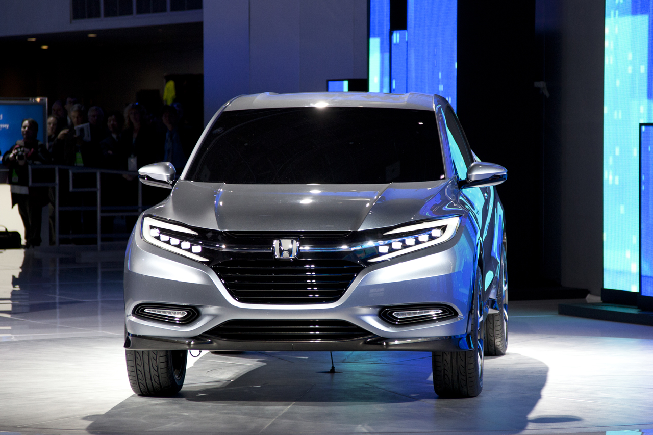 Honda Certified Pre Owned >> Honda Urban SUV concept previews Fit-based crossover - Autoblog