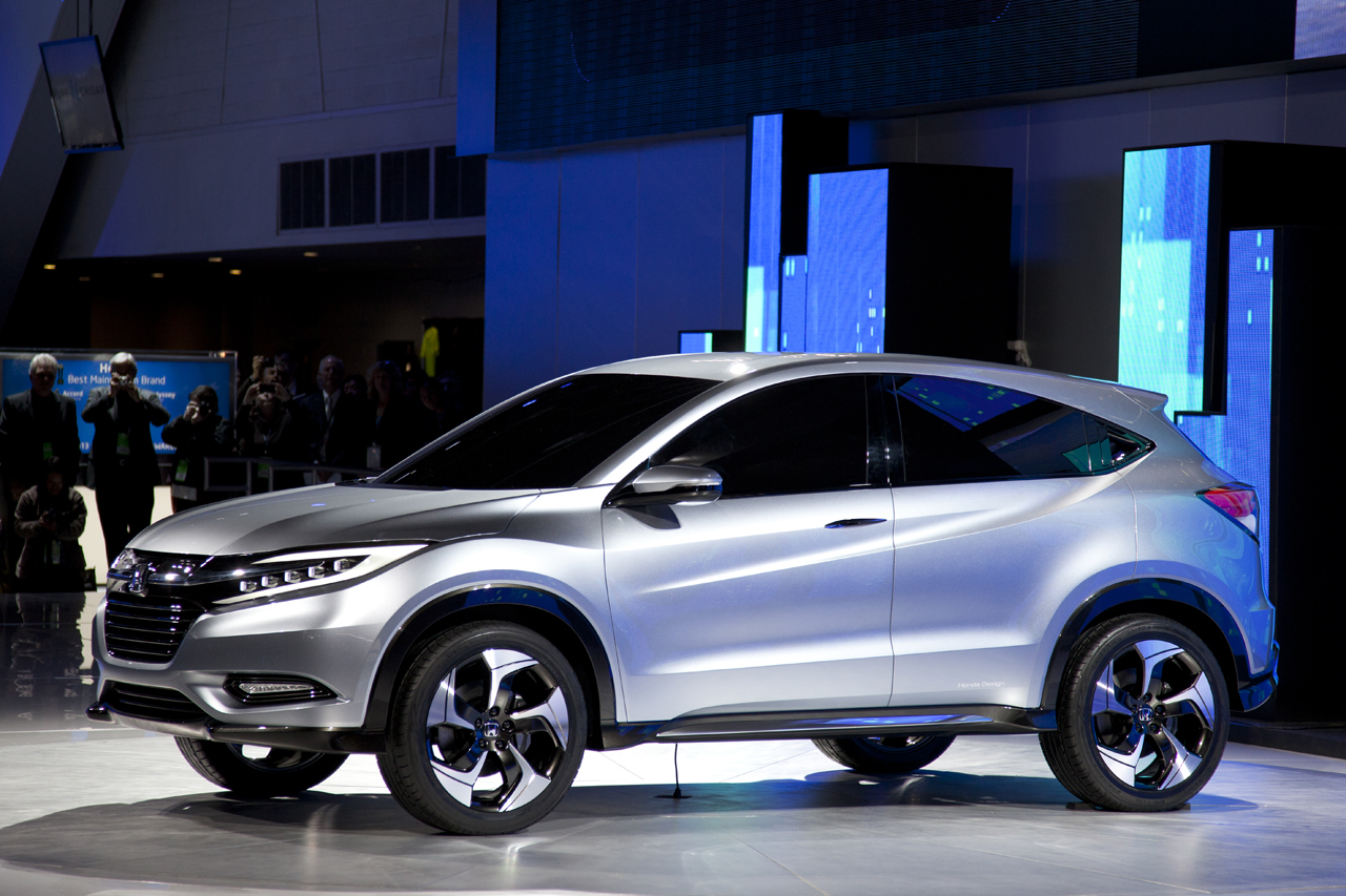 Honda Certified Pre-Owned >> Honda Urban SUV Concept: Detroit 2013 Photo Gallery - Autoblog