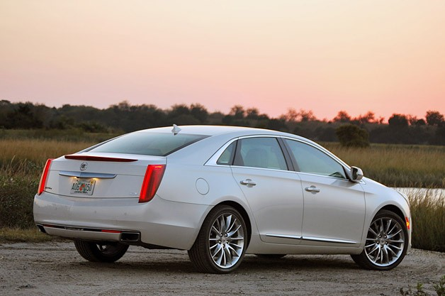 2013 Cadillac XTS [w/video] | Autoblog