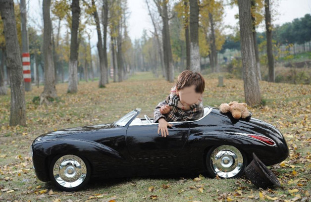 Etc Engineer Father Builds Son Amazing Electric Toy Car Auto
