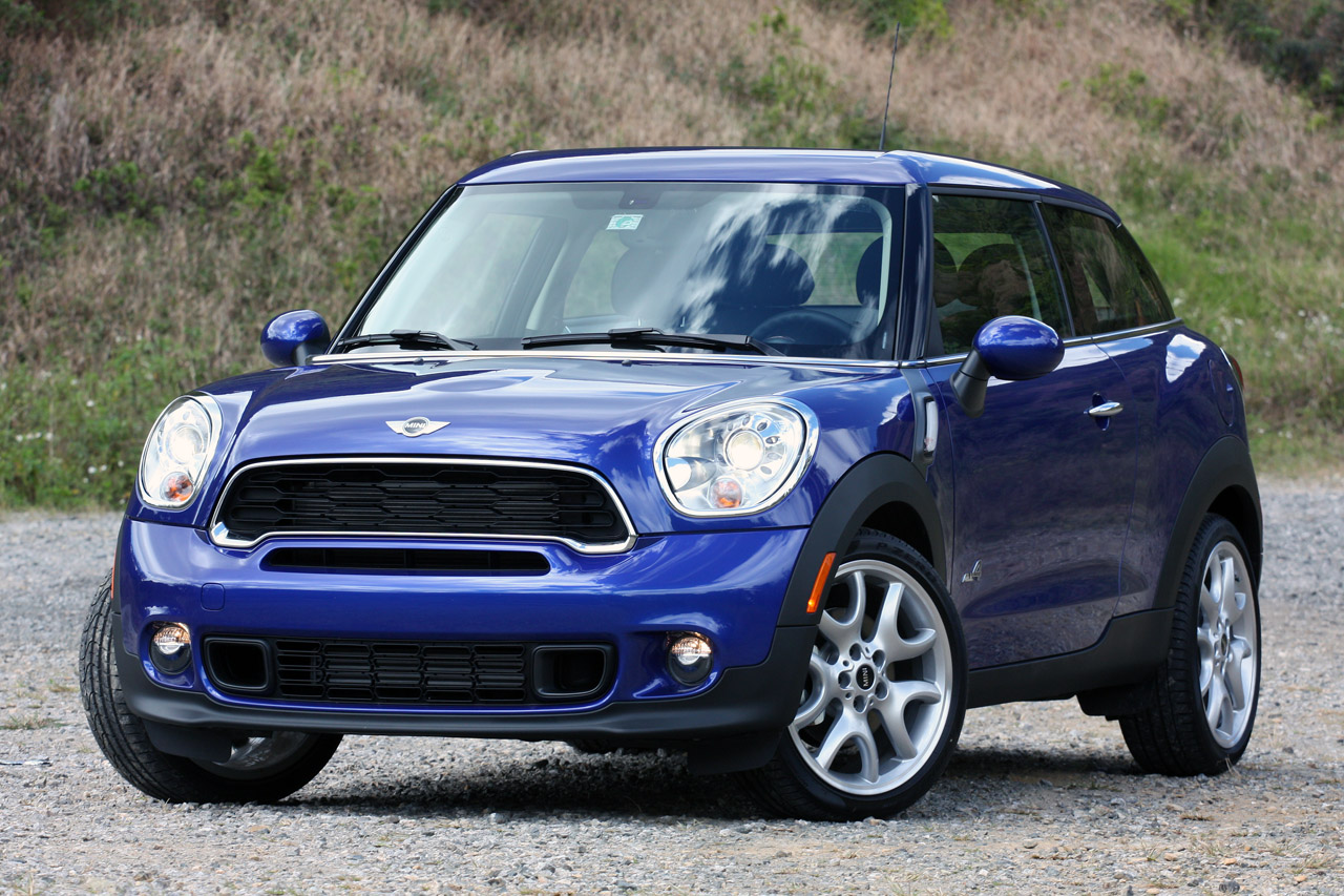 Infiniti Certified Pre Owned >> 2013 Mini Cooper S Paceman All4: Quick Spin Photo Gallery ...