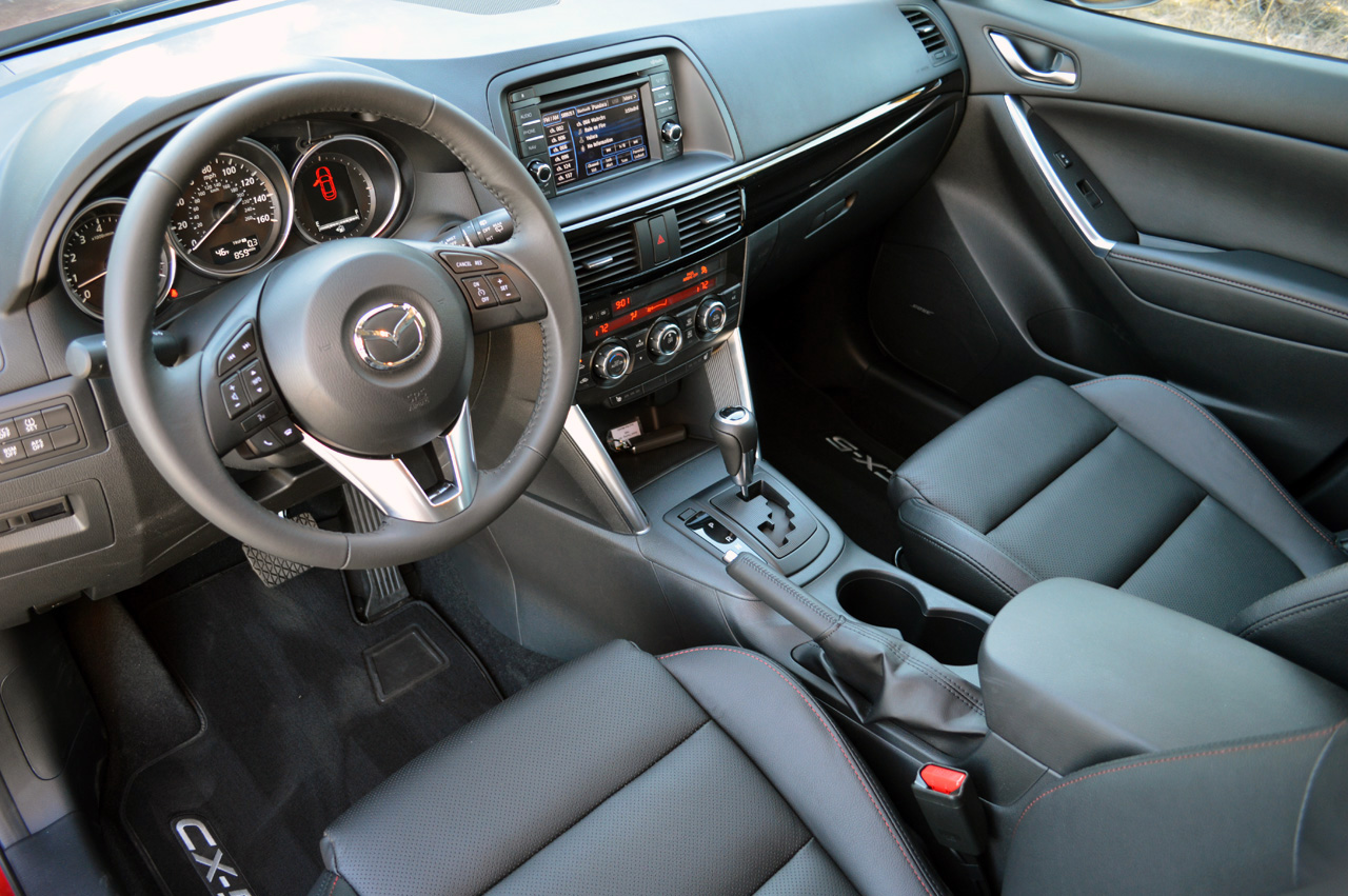 2014 mazda cx-5 grand touring fwd photo gallery - autoblog
