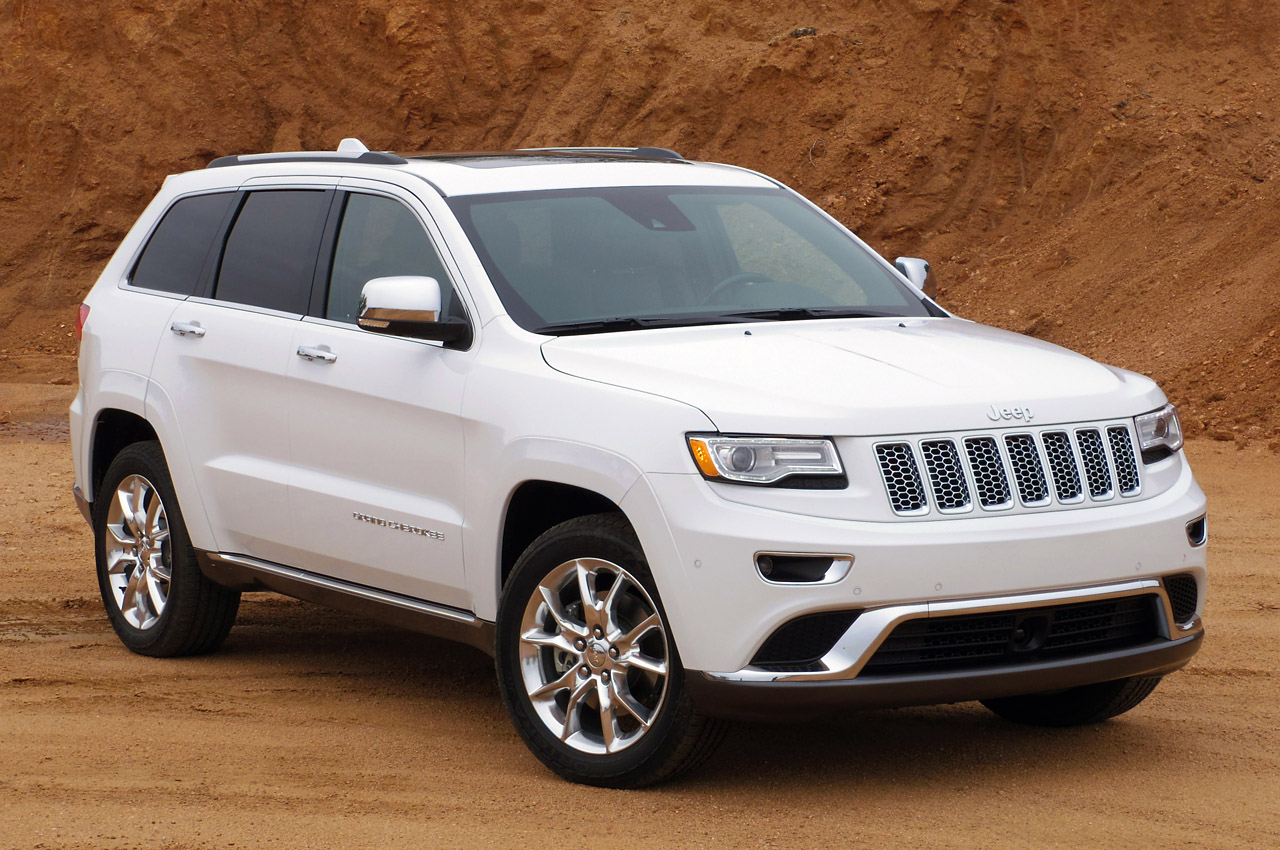Jeep Models List >> 2014 Jeep Grand Cherokee EcoDiesel - Autoblog