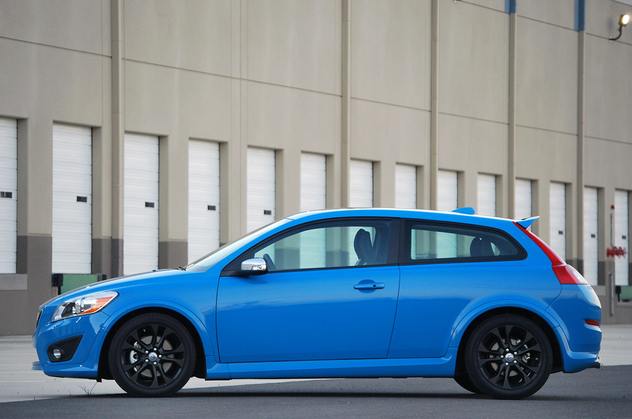 Volvo Certified Pre-Owned >> 2013 Volvo C30 R-Design Polestar Limited Edition [w/video ...