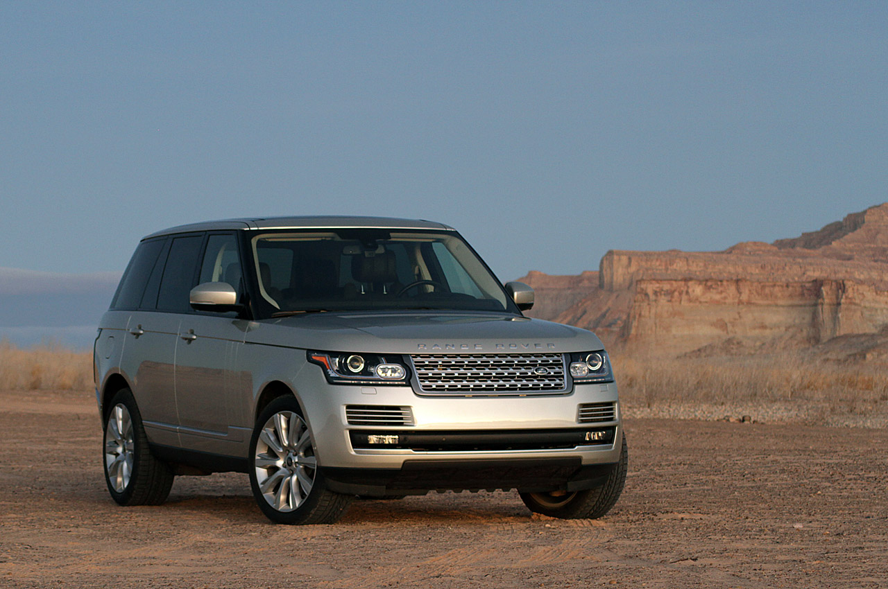 2013 land rover range rover first drive photo gallery autoblog. Black Bedroom Furniture Sets. Home Design Ideas