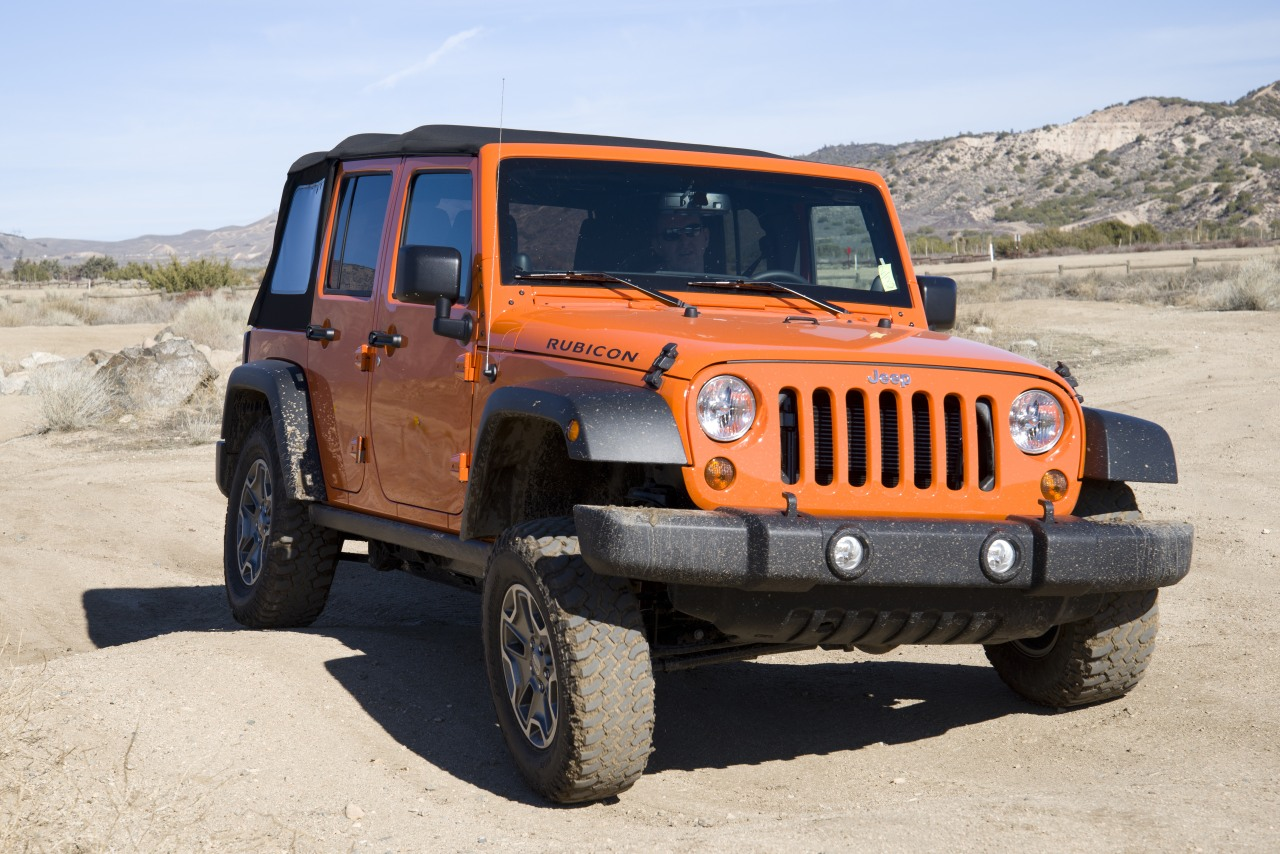 2013 Jeep Wrangler Unlimited Rubicon 4X4 Photo Gallery ...