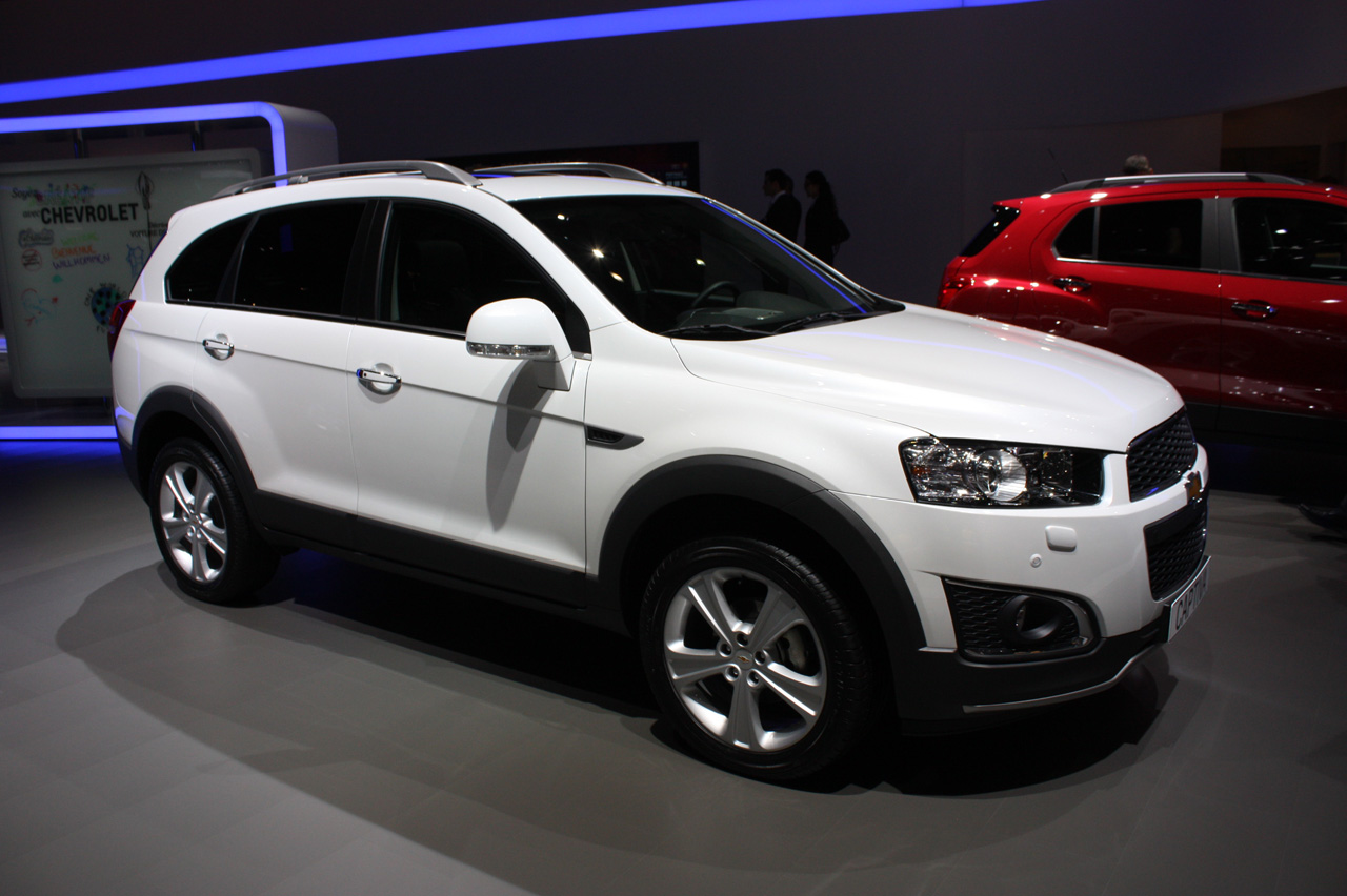 All Chevy chevy captiva awd : Chevrolet Captiva: Geneva 2013 Photo Gallery - Autoblog