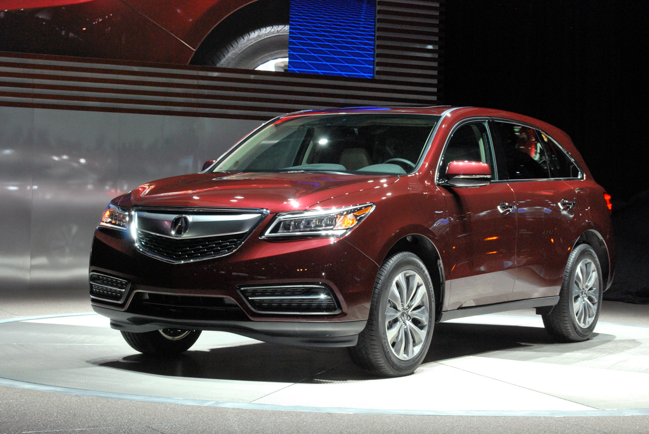 Acura Certified Pre Owned >> 2014 Acura MDX shows up exactly as expected - Autoblog