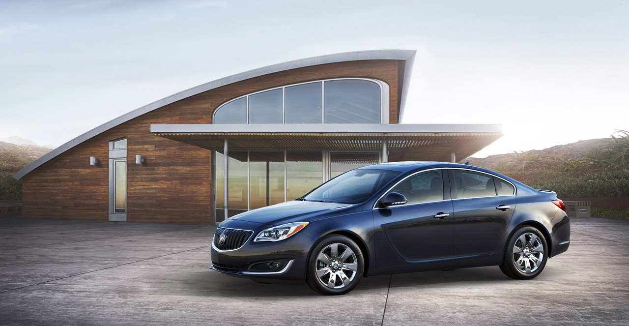 Restyled 2014 Buick Regal adds AWD, Regal GS loses power ...