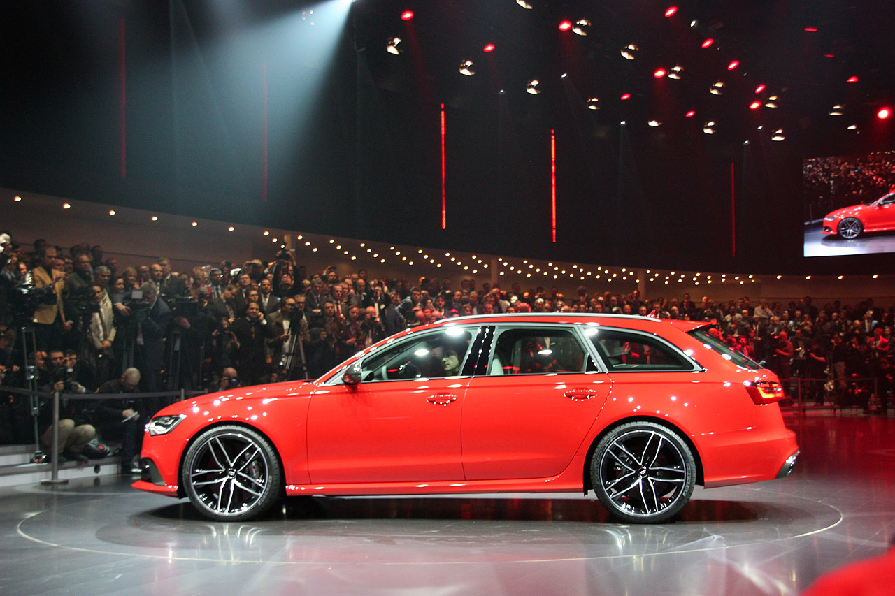 Audi Certified Pre Owned >> 2013 Audi RS6 Avant hauls ass and then some - Autoblog