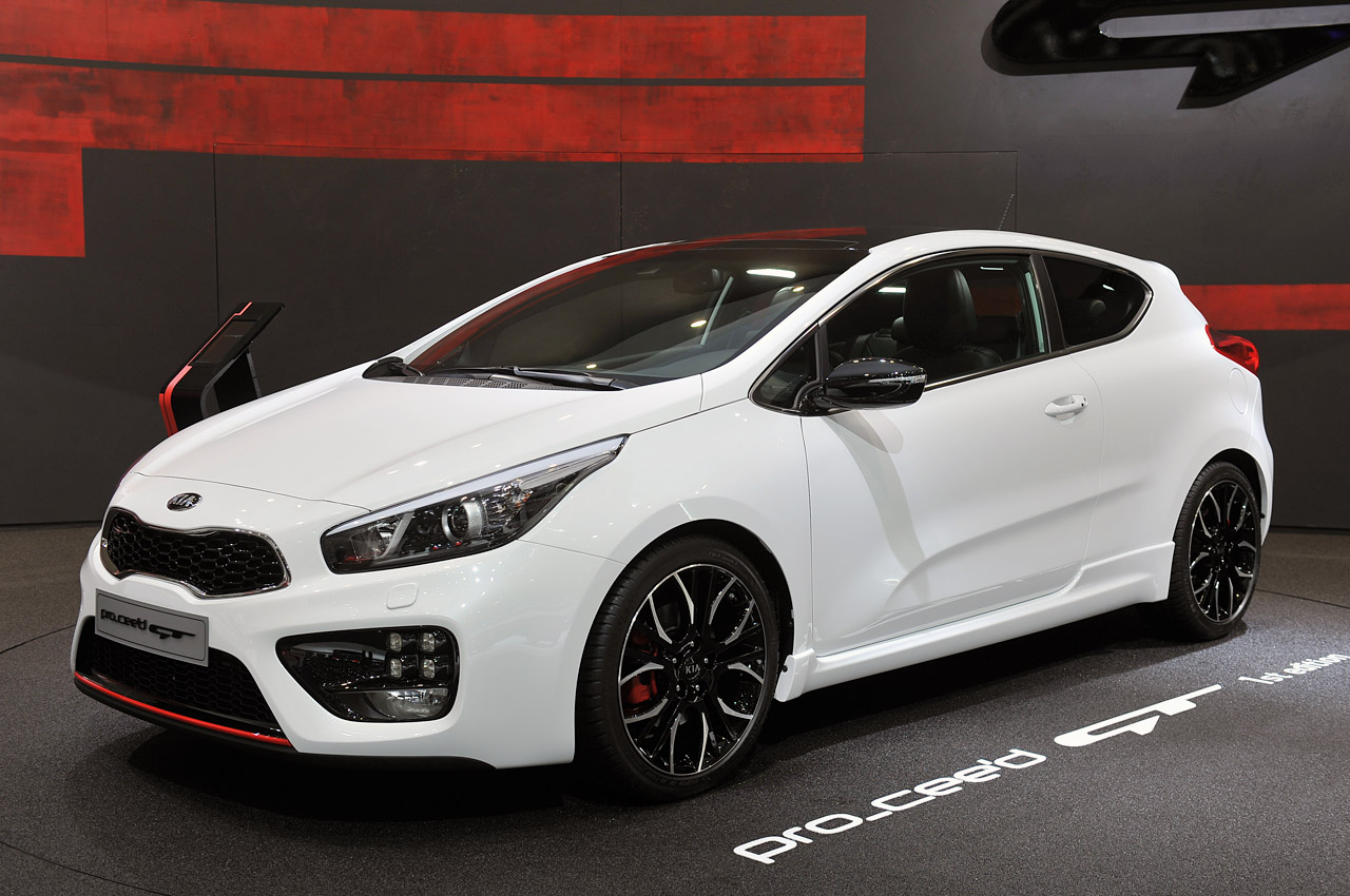 """Kia Certified Pre Owned >> Kia Cee'd GT and Pro_cee'd GT are Korean for """"hot hatch ..."""