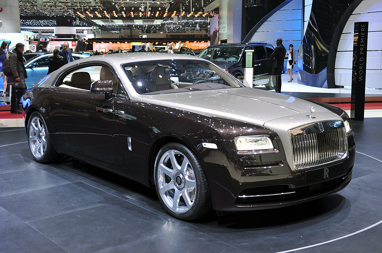2014 Rolls-Royce Wraith Is Everything You Need, Everything