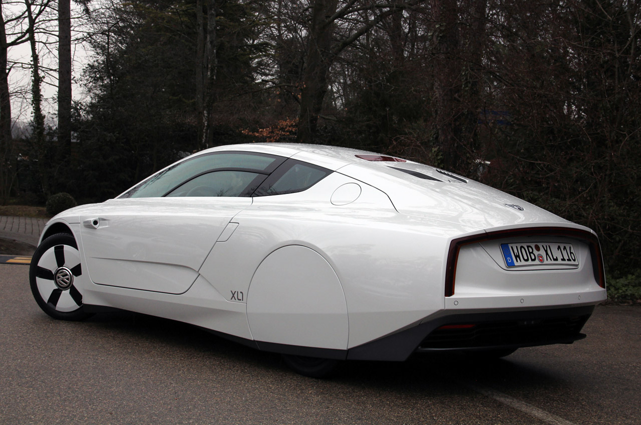 Pre Owned Cars >> 2014 Volkswagen XL1 [w/video] - Autoblog
