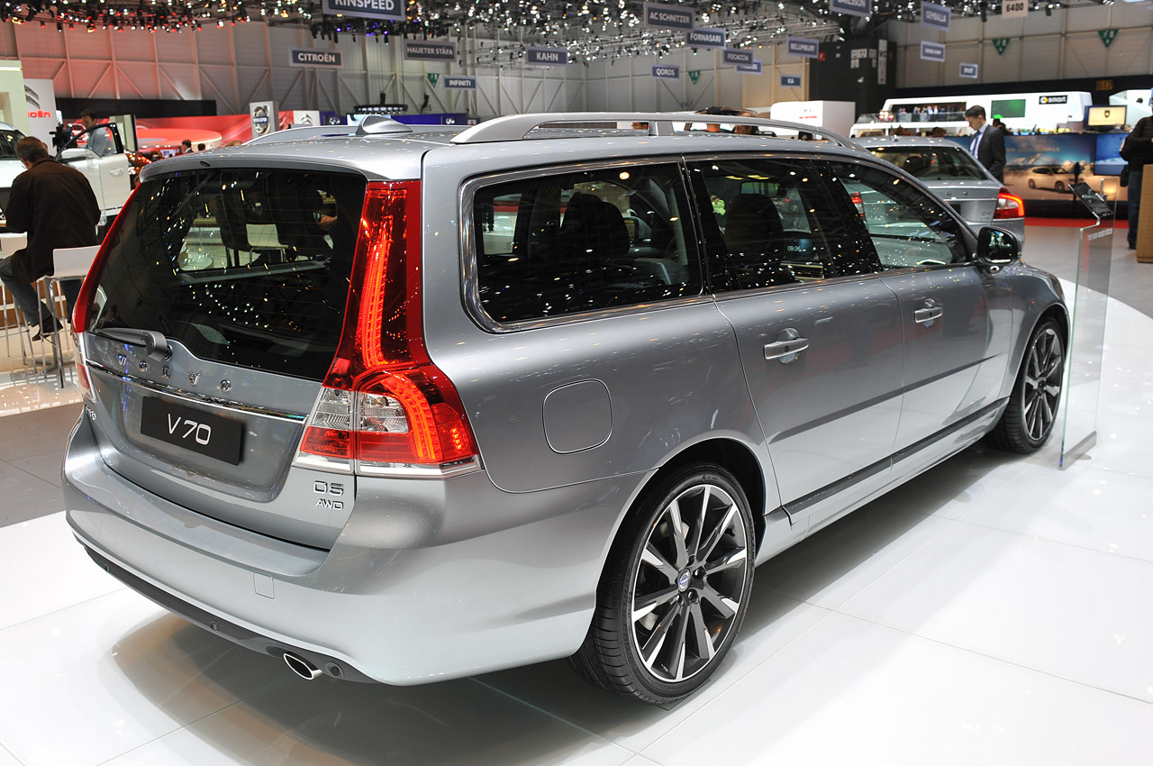 2014 Volvo V70 Geneva 2013 Photo Gallery Autoblog
