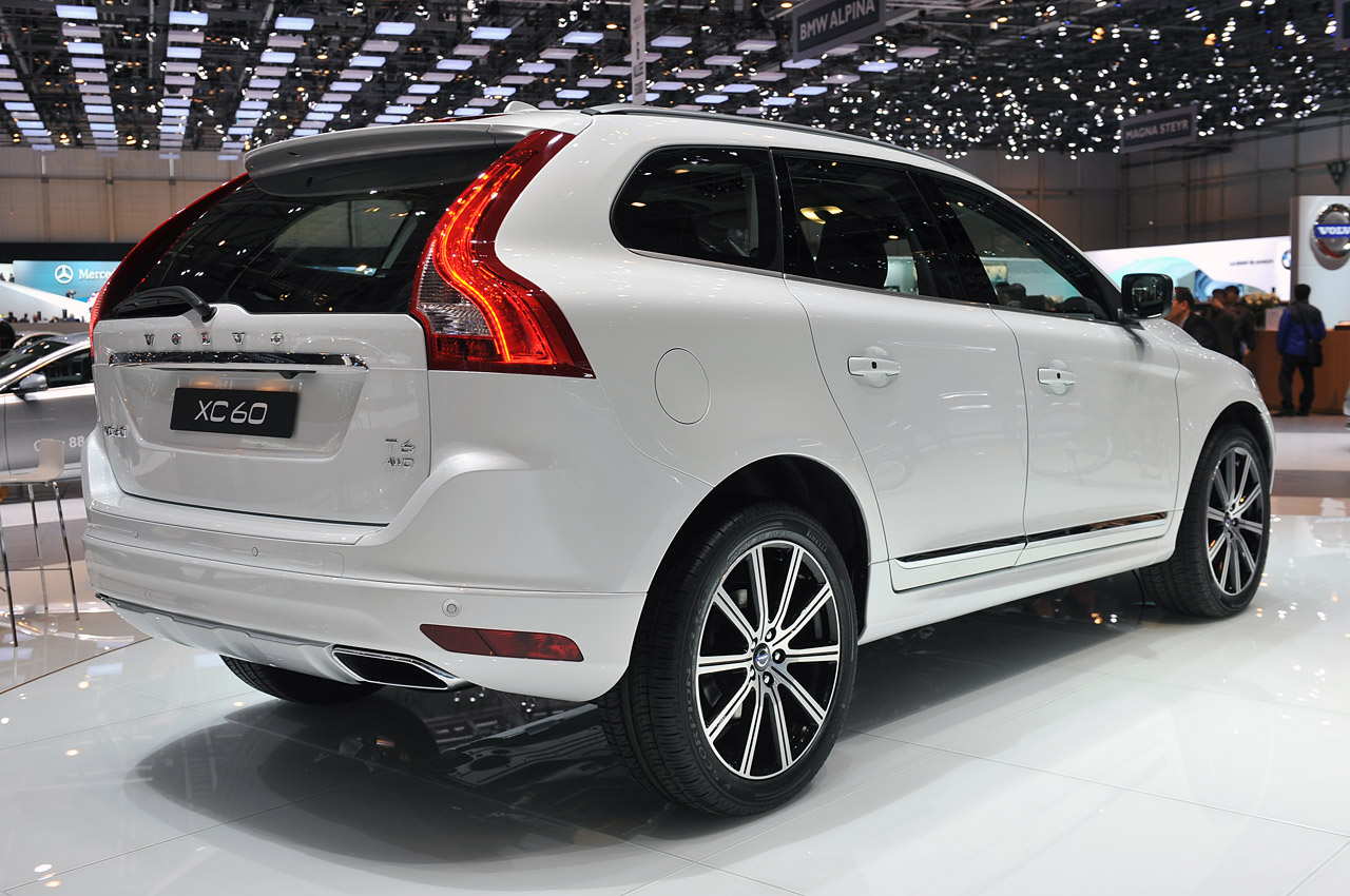 2014 volvo xc60: geneva 2013 photo gallery - autoblog