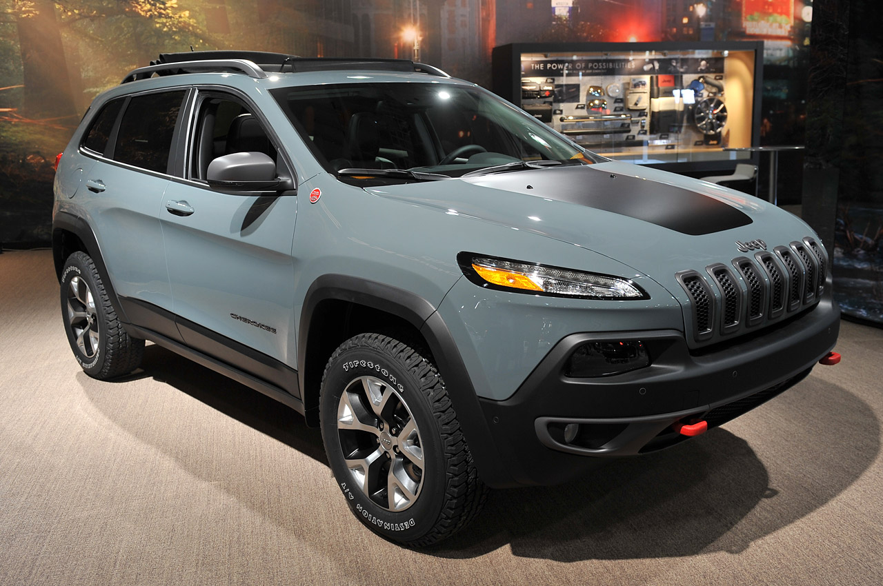 Jeep Grand Cherokee Certified Pre Owned >> 2014 Jeep Cherokee starting price set at $22,995* - Autoblog