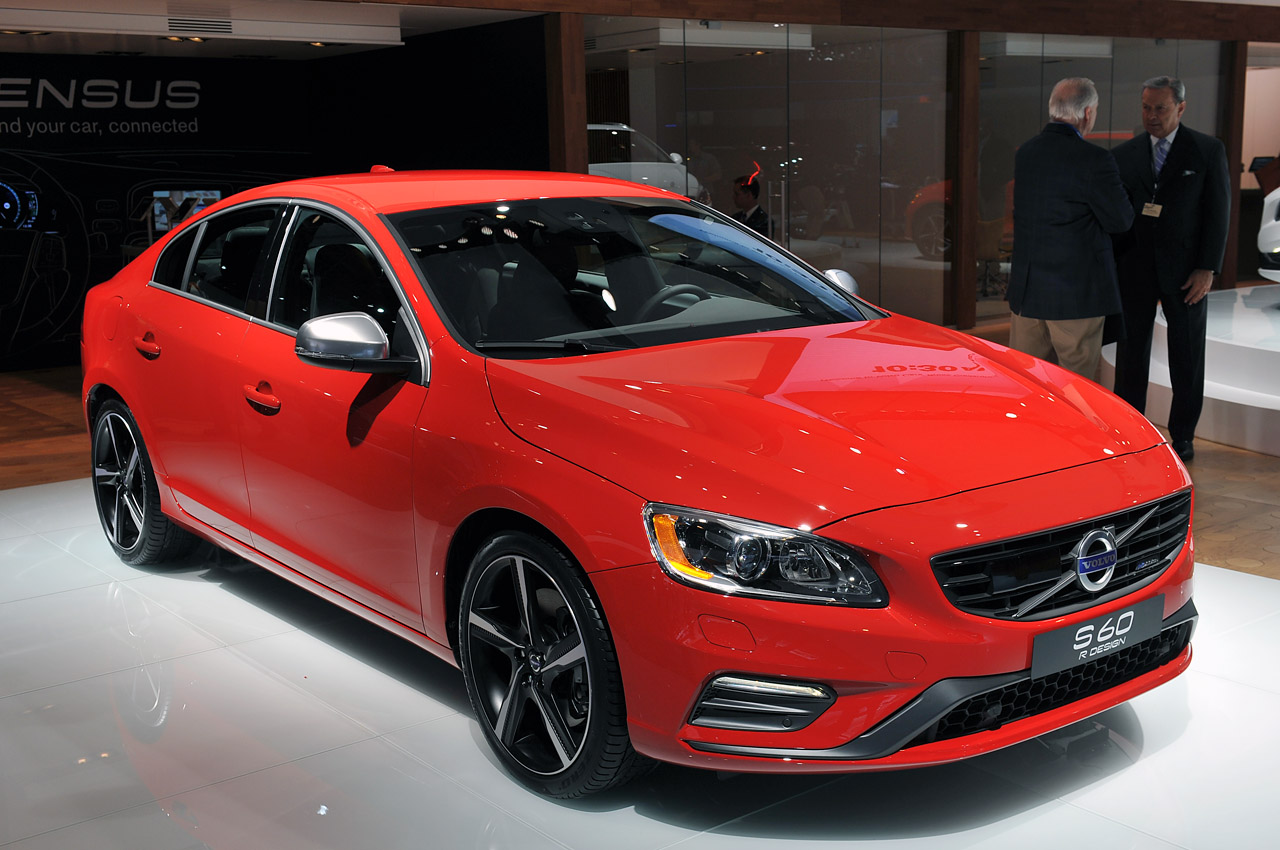 Volvo Certified Pre Owned >> 2014 Volvo S60 R-Design: New York 2013 Photo Gallery ...