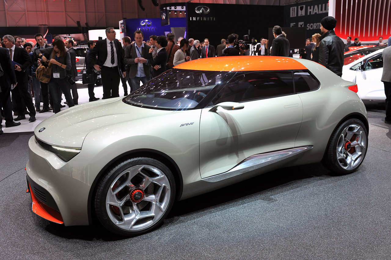 Kia Certified Pre-Owned >> Kia Provo Concept is the hybrid bruiser we've always wanted - Autoblog