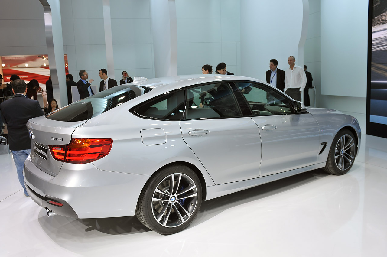 Certified Pre Owned Bmw >> BMW 3 Series Gran Turismo fills a void we didn't know existed [w/video] - Autoblog