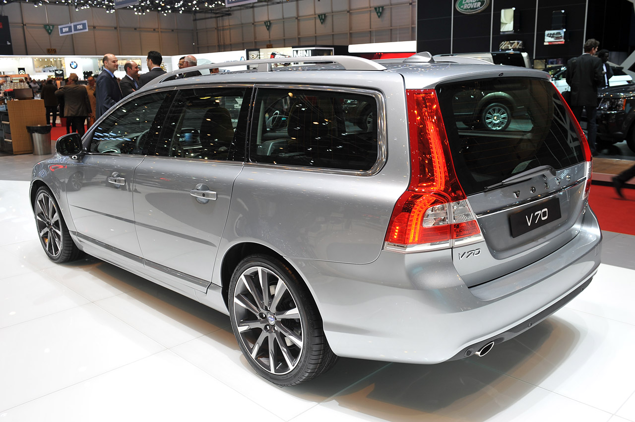 Certified Pre Owned Bmw >> 2014 Volvo V70: Geneva 2013 Photo Gallery - Autoblog