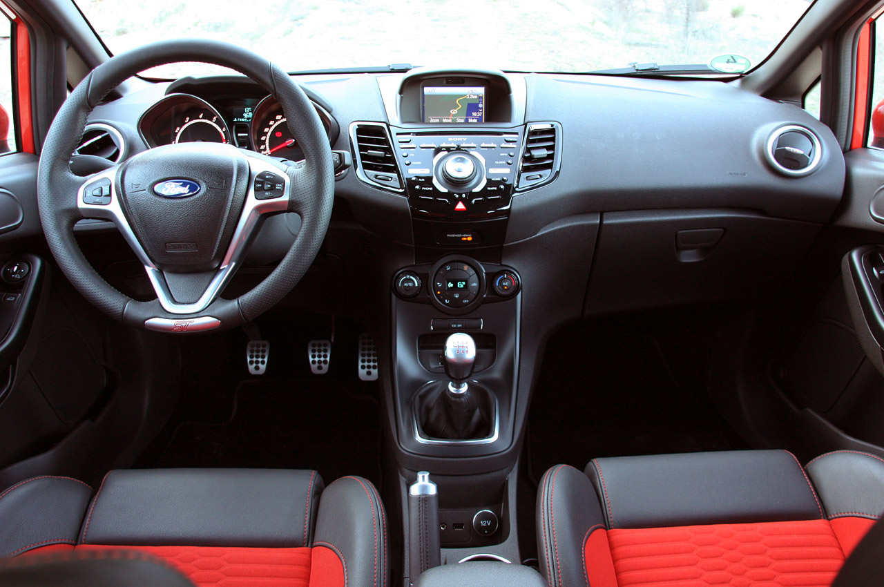 2014 ford fiesta st first drive photo gallery autoblog