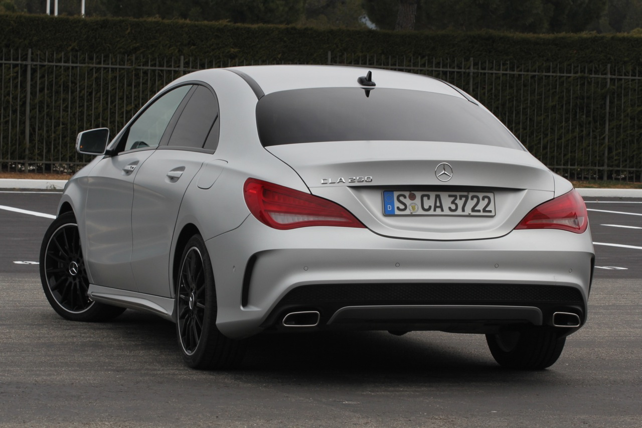 2014 mercedes benz cla250 sport first drive photo gallery autoblog. Black Bedroom Furniture Sets. Home Design Ideas
