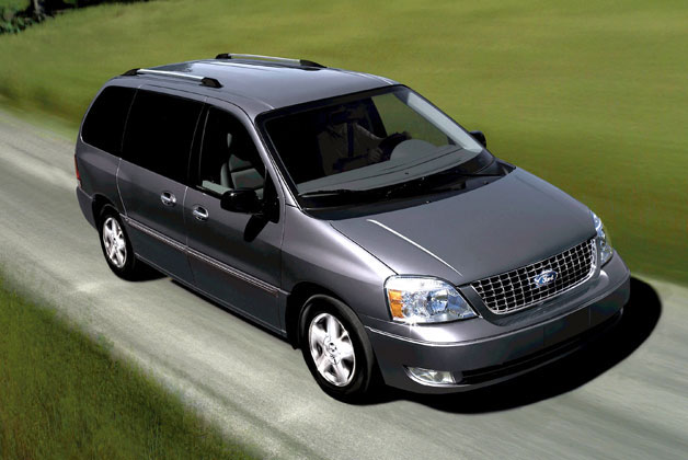 The Rust Issue In Rear Wheel Wells Of 2004 2007 Ford Freestar And Mercury Monterey Minivans Has Finally Led To A Recall National Highway Traffic