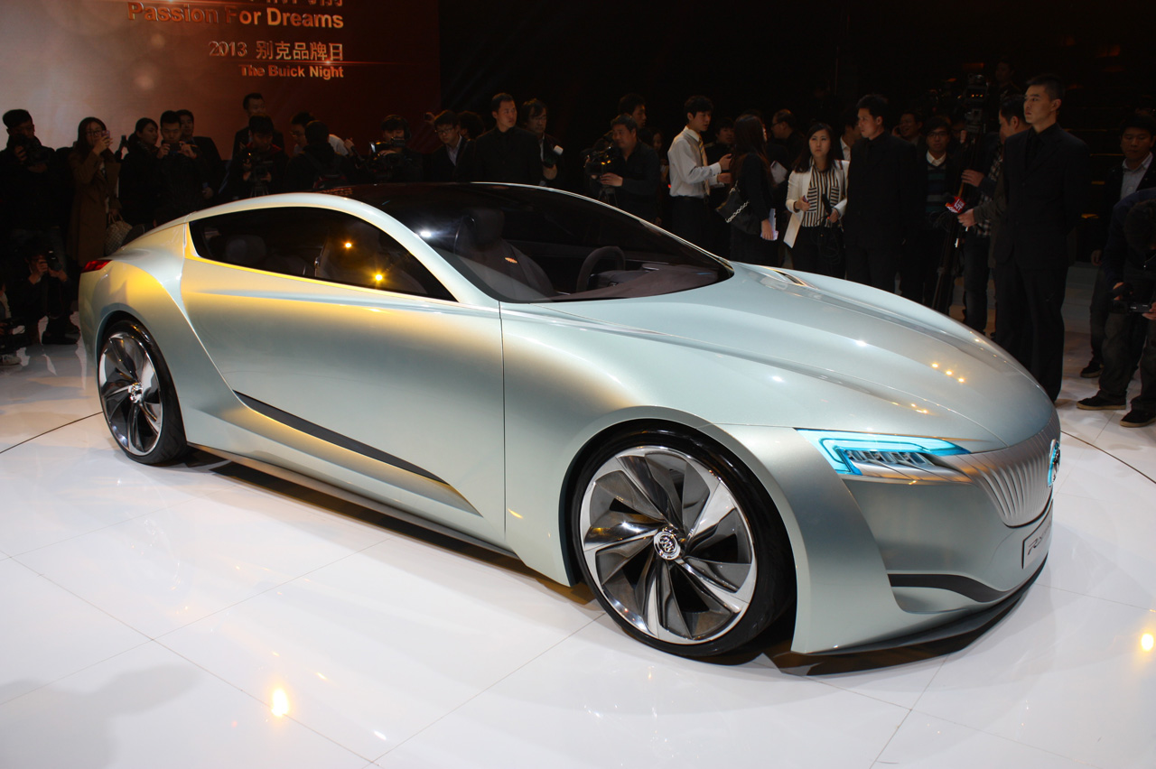 Buick Riviera Concept debuts in China - Autoblog