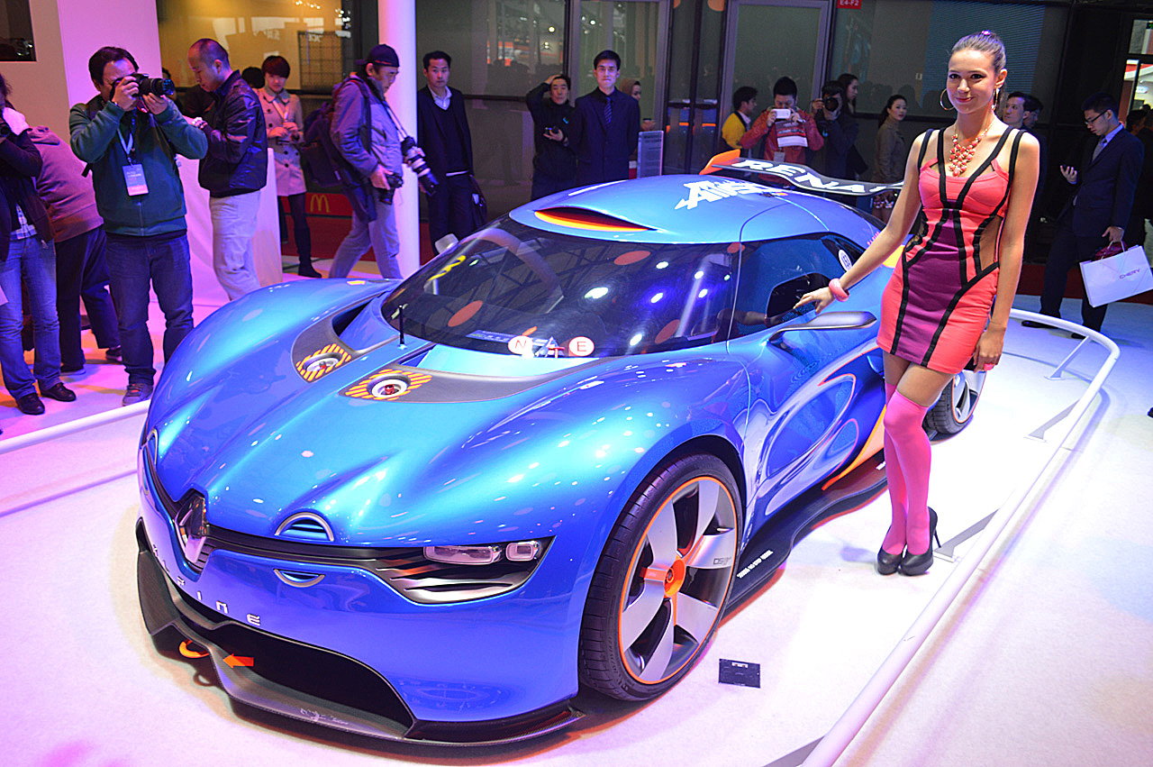 renault alpine a110 50 concept shanghai 2013 photo gallery autoblog. Black Bedroom Furniture Sets. Home Design Ideas