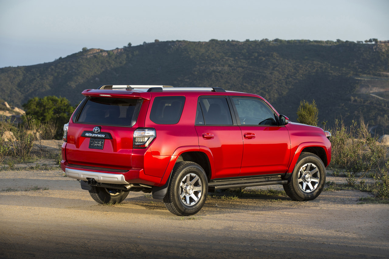 2013 Toyota 4runner For Sale >> Toyota reaffirms commitment to body-on-frame SUVs | Autoblog