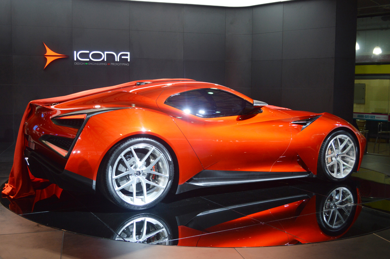 Certified Pre Owned Lexus >> Icona Vulcano: Shanghai 2013 Photo Gallery - Autoblog